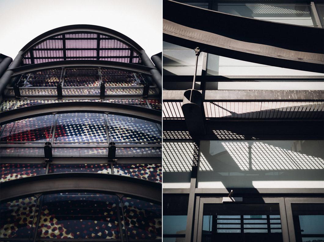 Regards Croisés - Projet Personnel - Juin - Architecture - MAMAC Nice - Emilie L'Hérondel