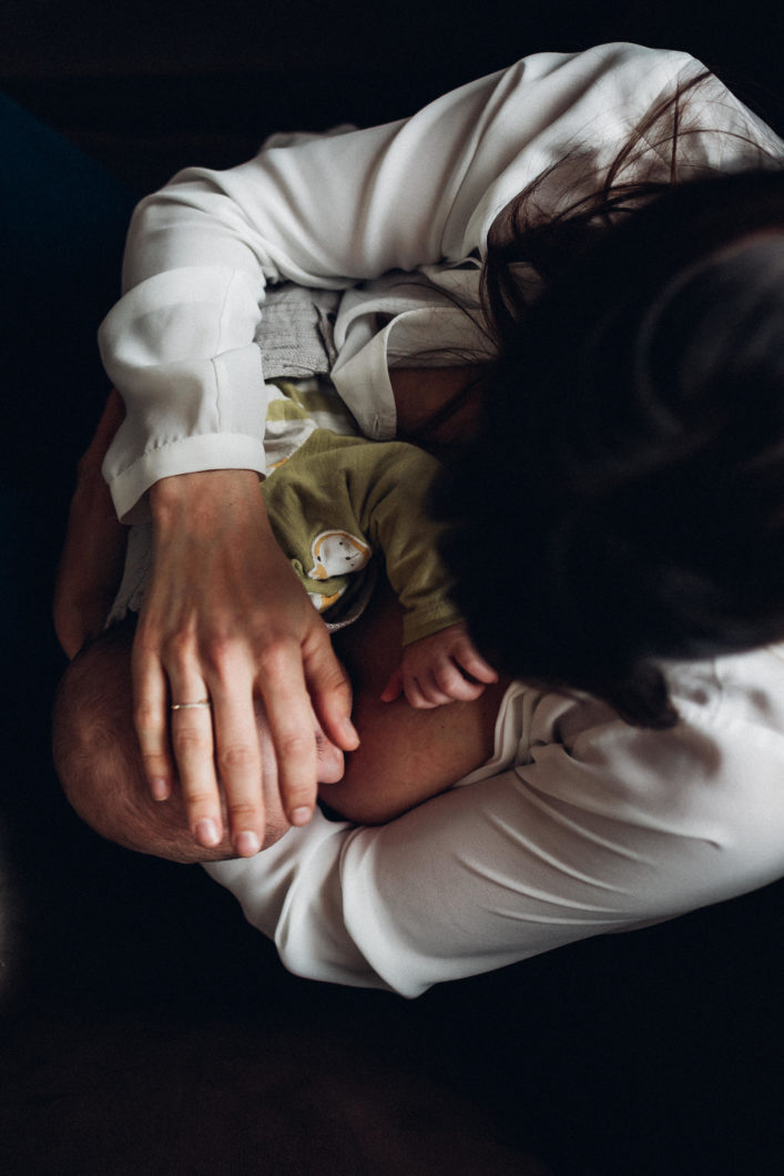 séance bébé douce et intime