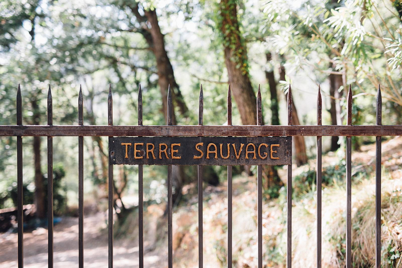 Terre Sauvage photo portail