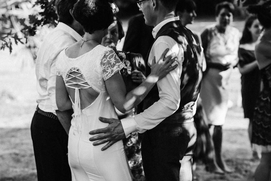 Mariage intime, en Eure-et-Loire, dans le Perche